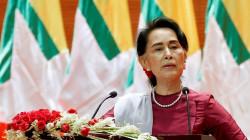 أونغ سان سو كي تدعو شعب ميانمار لرفض انقلاب الجيش