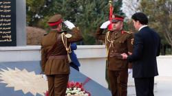Nechirvan Barzani commemorates the February 1st anniversary