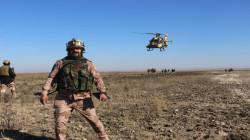 """قوات الأمن تلاحق عناصر داعش في """"مثلثات الموت"""" بين 4 محافظات"""