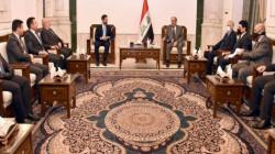 المالكي وطالباني يتفقان على ضرورة مواصلة الحوار لحل الخلافات بين بغداد وأربيل