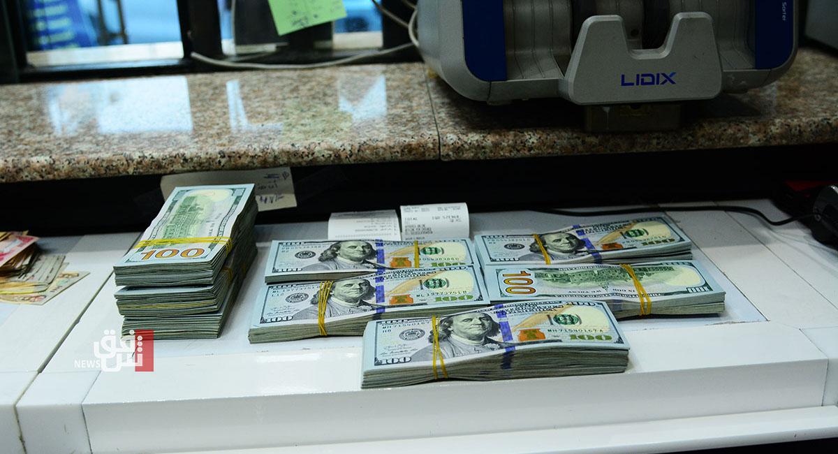 ارتفاع أسعار صرف الدولار في بغداد وكوردستان