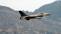 طائرات تركية تلقي منشورات على مناطق حدودية بإقليم كوردستان