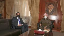 أوميد خوشناو يعلن تكليفه بمنصب محافظ اربيل عاصمة اقليم كوردستان
