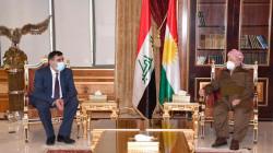 Barzani discussed the region's development with the Armenian Consul in Erbil