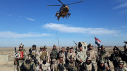 Iraqi security forces thwarted four suicide attacks
