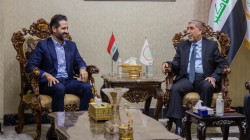 The Sadrist movement reviews the 2021 budget bill's updates with a KRG delegation
