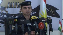 شرطة دهوك تُعيد 5 كغم من الذهب و25 مليون دينار مسروقة الى صاحبها