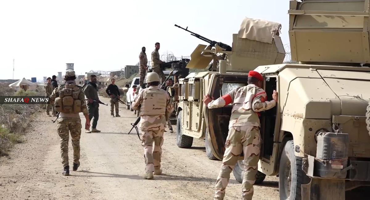 Iraqi Military Intelligence arrests 12 ISIS terrorists in Nineveh