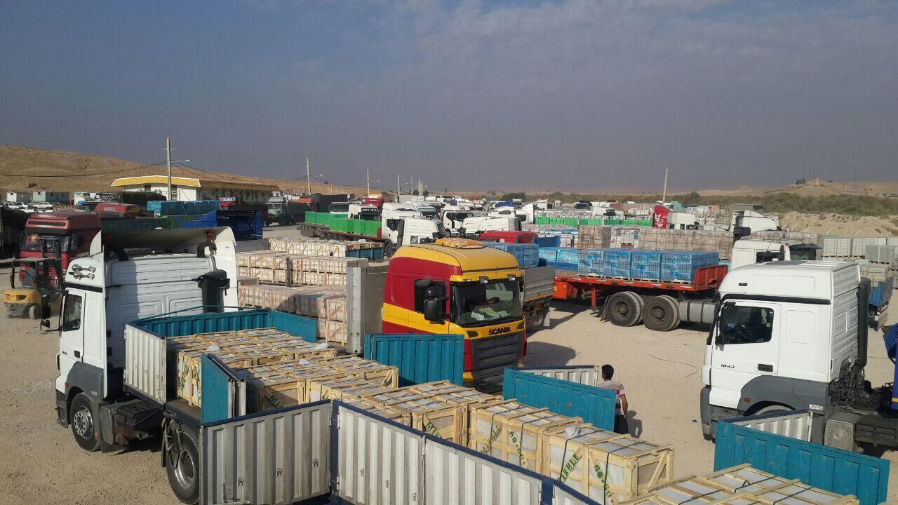"""Official: Connecting Basra ports electronically and automating all border crossing procedures """"soon"""" 1612516492363"""