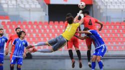 زاخو يفوز على السماوة بثنائية في الدوري الكروي الممتاز