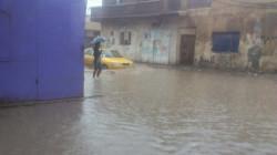 تواصل هطول الأمطار يدفع إدارة الديوانية إلى تعطيل الدوام