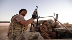 ISIS attacks the Iraqi Army in Al-Anbar