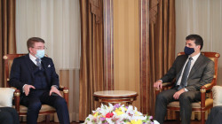 Nechirvan Barzani hosts a Kurdish Innovator