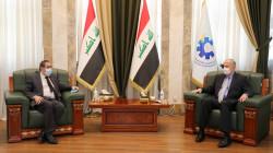 """النجيفي وزيباري يؤكدان أهمية """"الرقابة والاشراف"""" الدولي على الانتخابات العراقية"""