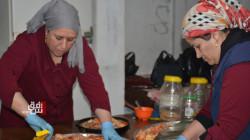 مطعم جارجيلا.. أكلات شعبية بلمسة نسائية في ديرك
