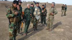 PMF dismantles a car bomb east of Saladin