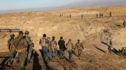 Three terrorists in the custody of Security forces in al-Anbar