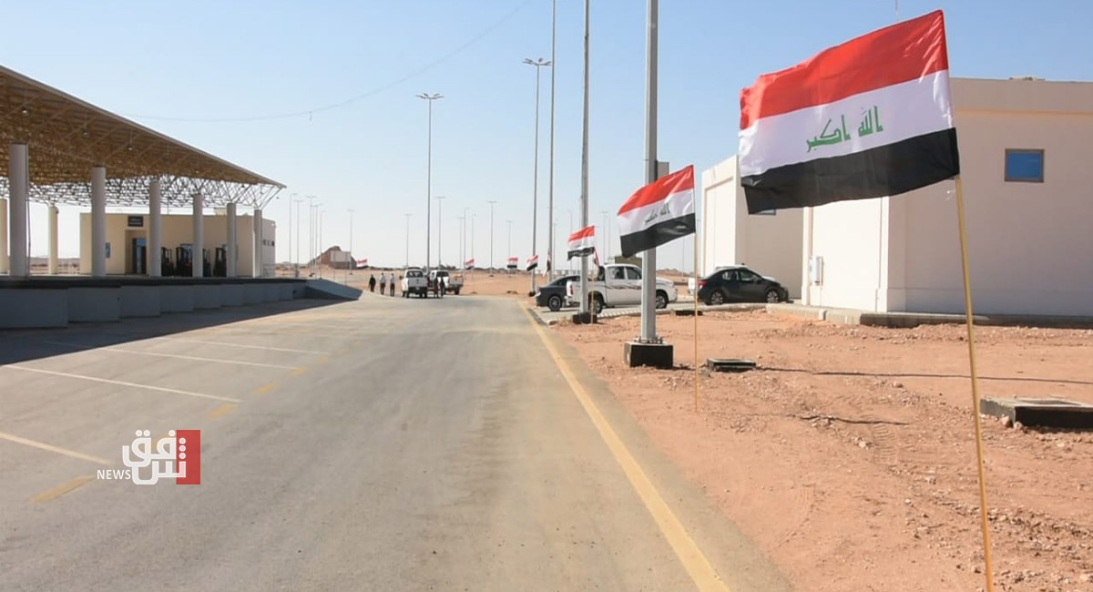 Iraq is close to opening the most important border crossing with Saudi Arabia and Kuwait