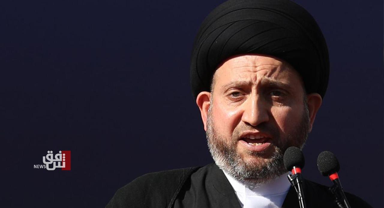 الحكيم يدعو من السليمانية لحل مناسب لحصة كوردستان بالموازنة: قلقون على موظفي الإقليم