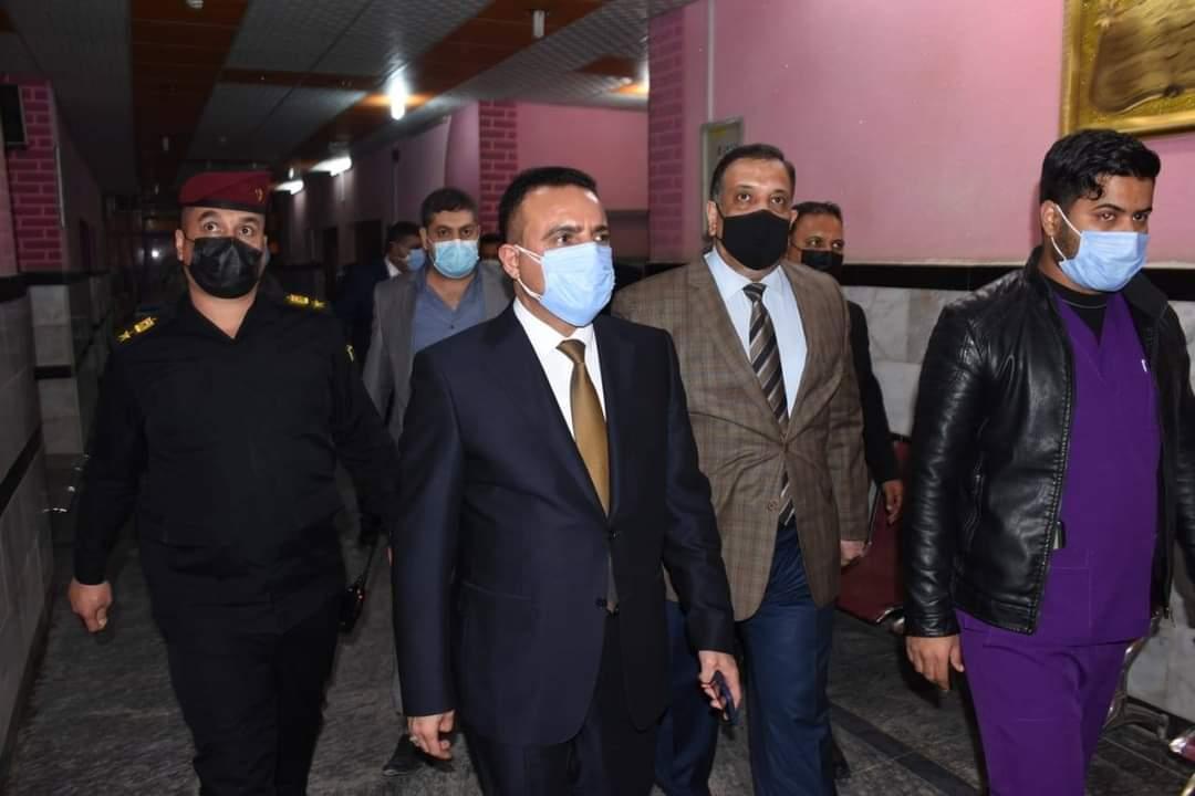 وثيقة.. الكاظمي يكلف وكيلاً لتسيير شؤون وزارة الصحة