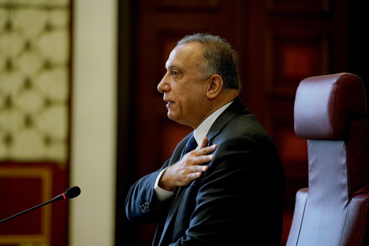 """أمريكا تعلن """"دعماً قوياً"""" للكاظمي لفرض القانون وتدين تقويض استقرار العراق"""
