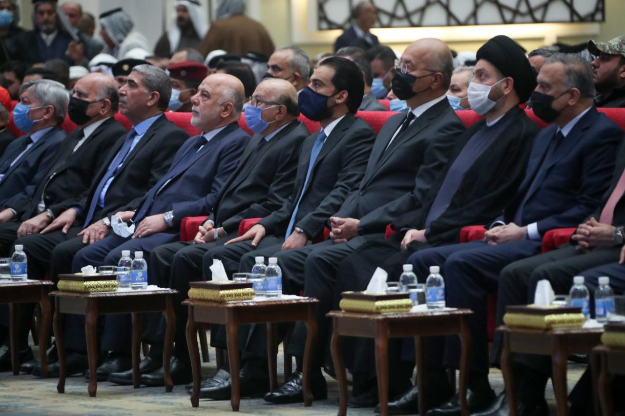 الكاظمي: أنا غير معني بالمزايدات الإنتخابية .. صالح: نحن أمام مفترق طرق