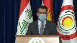 Kurdistan MoH warns of a wider spread of COVID-19