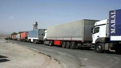 إيران والعراق يدشنان الشحن والتفريغ المباشر في معبرين حدوديين