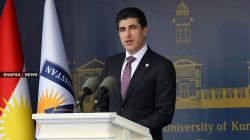 Kurdistan' President congratulates the Emirati people for Mars mission