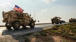 اصابة ضابط عراقي باستهداف رتل للتحالف الدولي قرب بغداد