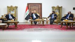 صالح ووفد كوردستان يؤكدان: يجب إبعاد الموازنة عن المسائل السياسية