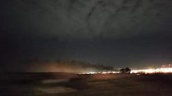 فيديو.. دوي انفجارين شديدين في اربيل