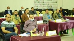 صور.. لجنة المسابقات تجري قرعة الدور التأهيلي لأندية الفرات الأوسط لكرة القدم