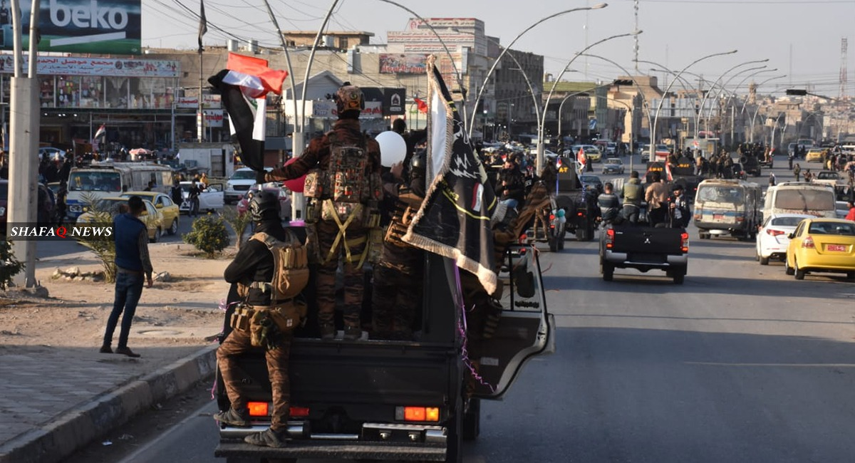 The Military Intelligence arrests the bodyguard of an ISIS leader