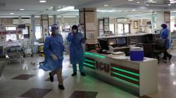 مسؤول طبي: قرابة 35% من السكان في محافظة كرماشان مصابون بكورونا