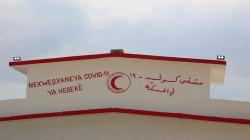 حالتا وفاة و 9 إصابات جديدة بكورونا في شمال وشرق سوريا