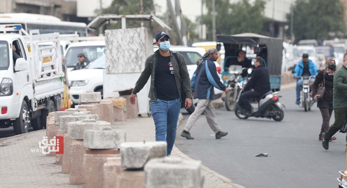 العراق يسجل قفزة كبيرة بأكثر من 4000 إصابة جديدة بكورونا