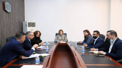 Iraqi Minister discusses the Yazidis situation with the Human Rights Commission
