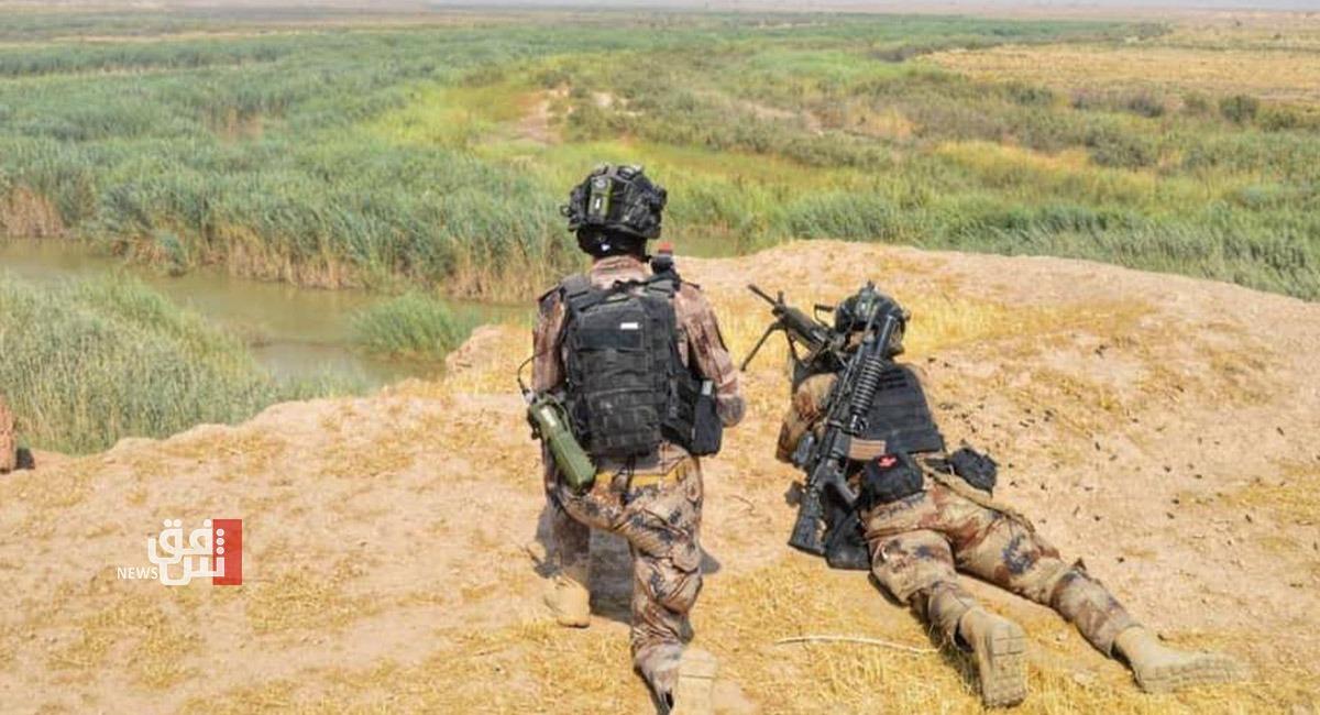 """""""إرهابيان"""" في قبضة الجيش بالأنبار.. وانتحار أربعيني بالحلة"""