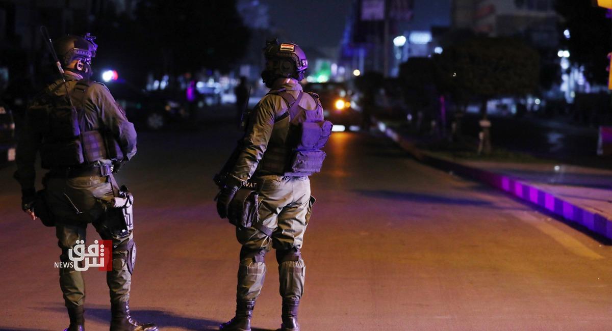 انفجار في منطقة شارع فلسطين ببغداد
