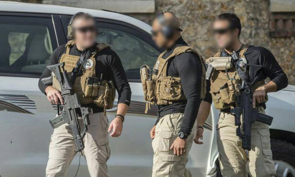 بظروف غامضة .. سرقة 21 عجلة ومبالغ مالية كبيرة وأسلحة من شركة أمنية في بغداد
