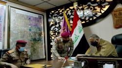 """الكاظمي يوجه من الطارمية بإدامة عمليات ملاحقة """"الفلول الإرهابية"""""""