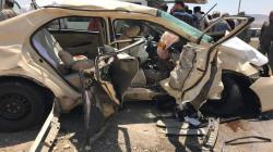 في ظل الحظر.. وفاة وإصابة شخصين بحادث سير في واسط
