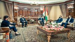 Kurdistan PM hosts the Dutch ambassador to Iraq