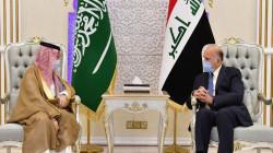 """وزير الخارجية العراقي في الرياض لبحث """"لجنة التنسيق العليا"""""""