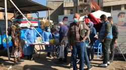 العراق يسجل انخفاضاً ملحوظاً بوفيات كورونا وقرابة 3500 إصابة جديدة