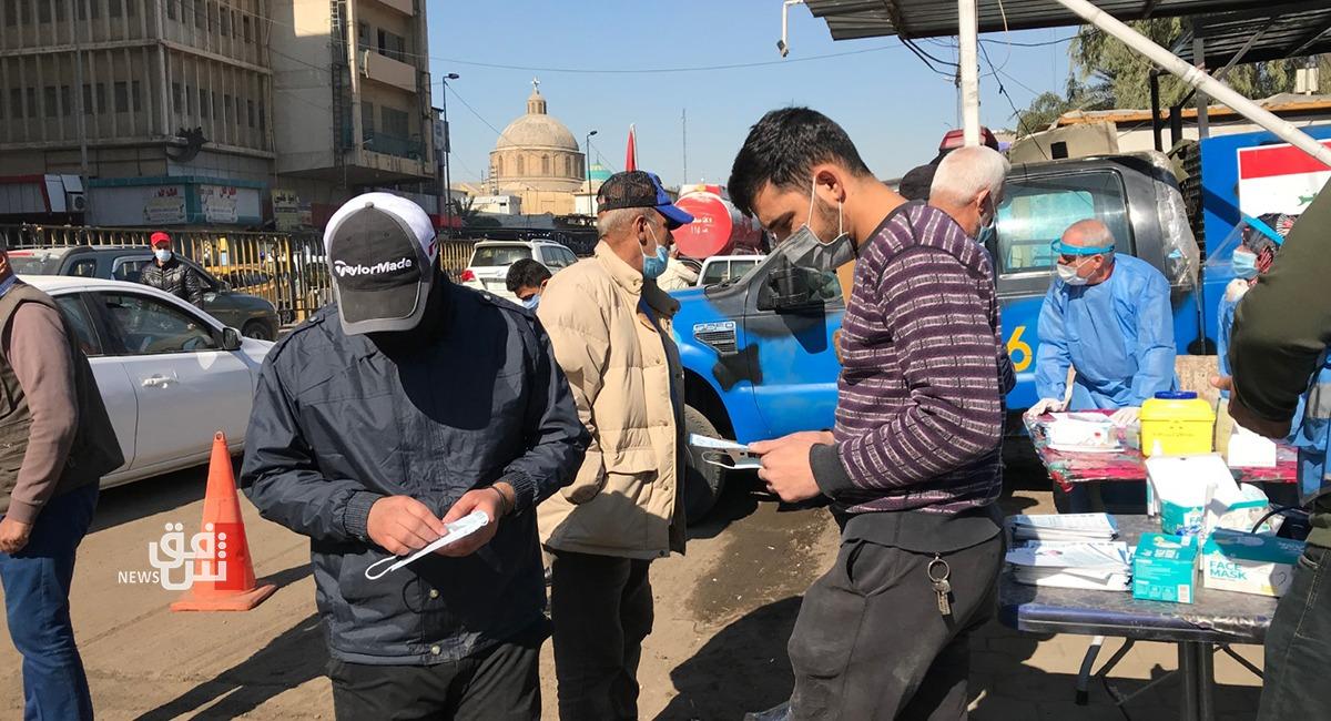 العراق يستمر بتصدر الدول العربية الأكثر أعداداً بوفيات وإصابات كورونا