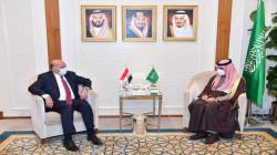 """وزير الخارجية العراقي يبحث مع نظيره السعودي منح """"الفيزا"""" لرجال الأعمال"""