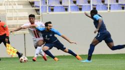 النجف يفوز على الديوانية بهدفين نظيفين في الدوري العراقي الممتاز