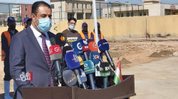 The majority of COVID-19 cases in Erbil are variants